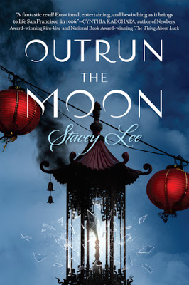 Outrun the Moon (SST, Review & Giveaway!)