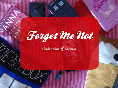 Forget Me Not [Review & Giveaway!]