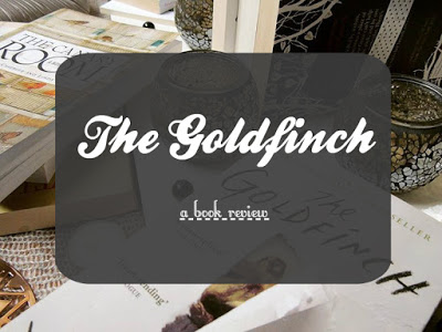 The Goldfinch [Book Review]