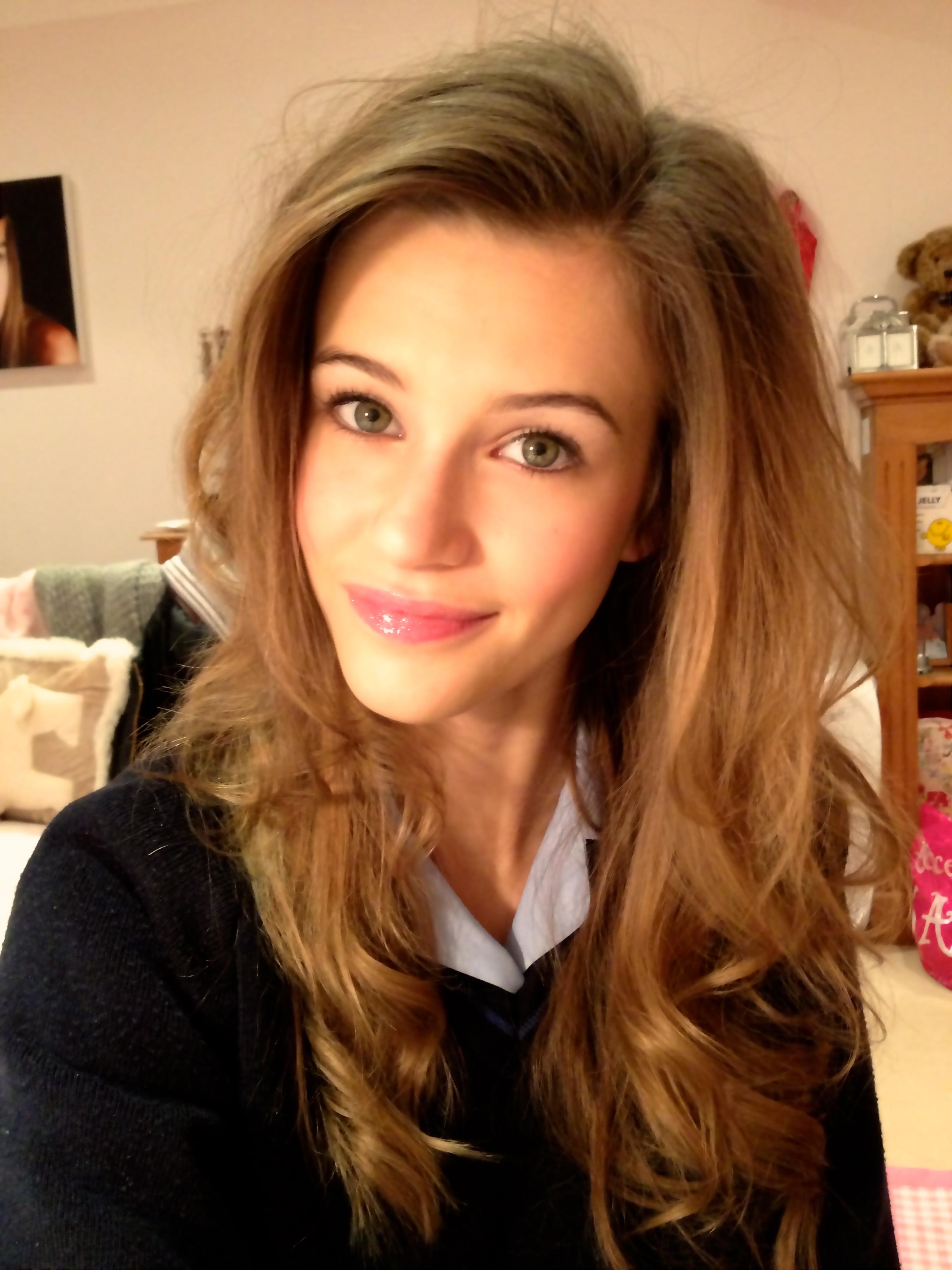 HOW TO DO TOUSLED HAIR   Olivia's Teen Beauty Blog on Beautiful Teen  id=60981