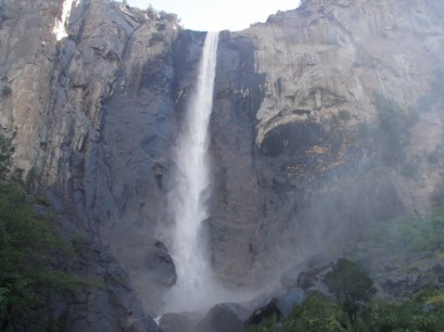 Bridalveil, Yosemite