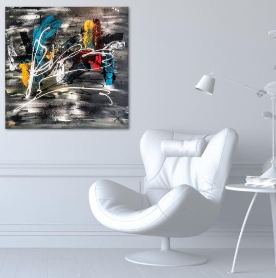Gaia Olivier art abstrait vous présente des tableaux muraux abstrait pour votre décoration d'intérieur