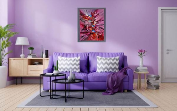 INTI Olivier art abstrait vous présente des tableaux muraux abstrait pour votre décoration d'intérieur