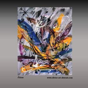 klemcha tableau abstrait