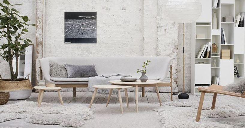 Accueil Olivier art abstrait vous présente des tableaux muraux abstrait pour votre décoration d'intérieur