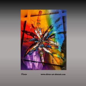 Sirca Olivier art abstrait vous présente des tableaux muraux abstrait pour votre décoration d'intérieur