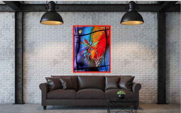 ARTEMIS Olivier art abstrait vous présente des tableaux muraux abstrait pour votre décoration d'intérieur