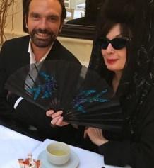 Diane Pernet, Olivier Bernoux, Fans & Friends, Fans & Bags, Fans & Clutches, Fans & Fashion, Weapons of Seduction, Fans, Eventail, Abanico, Handfan, fancy, Elegant, Evening, Handmade.
