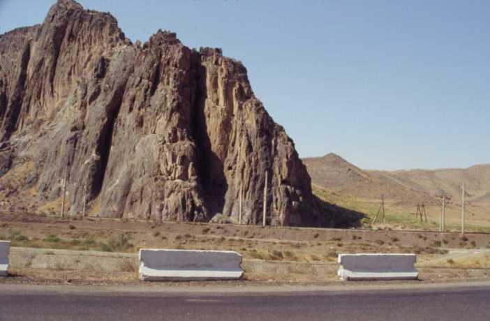 Arrêt aux «portes de Tamerlan», le 27 août 2004
