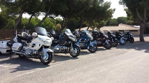 parking moto