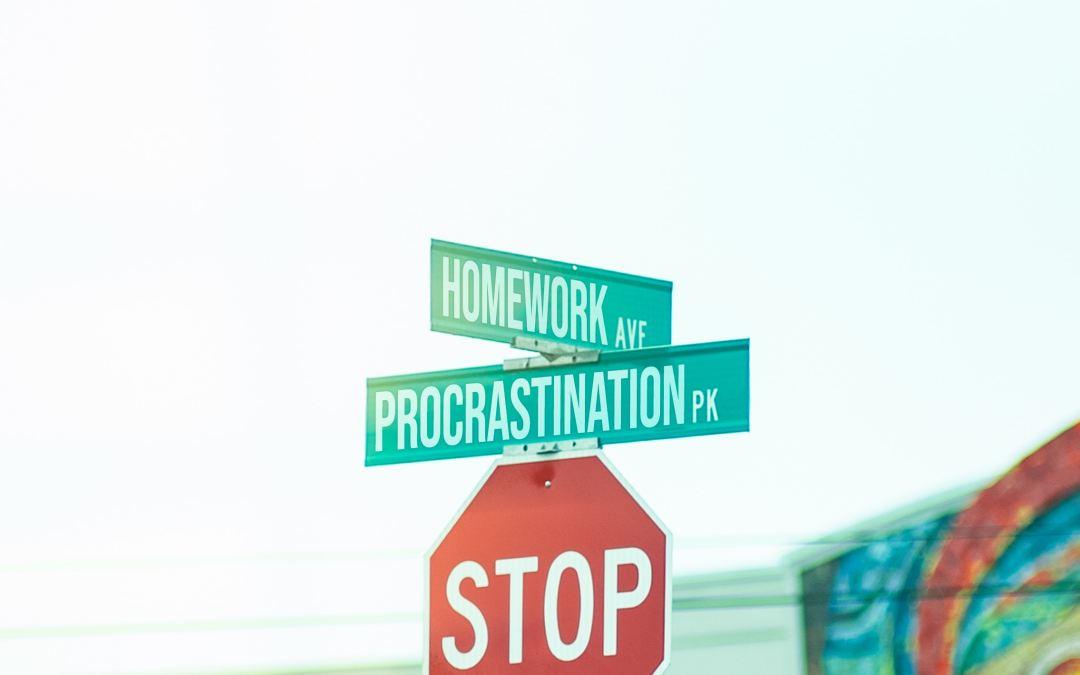 vaincre la procrastination booster sa volonté réaliser vos projets