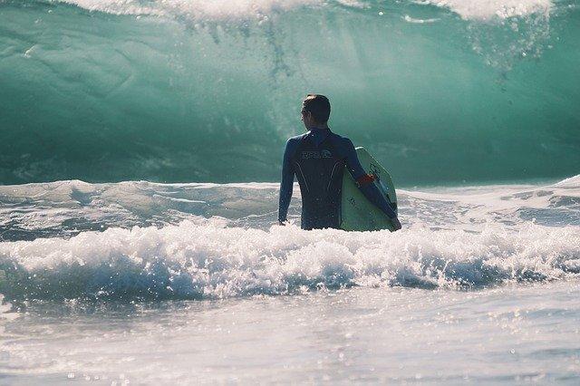 échouer permet de réussir première fois en surf