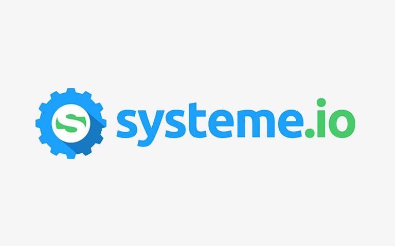 Logo Systeme.io - Olivier Aveyra