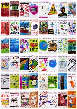 No(s) Limit(es) 2013 Affiche des affiches