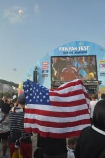 World Cup - U.S Fan