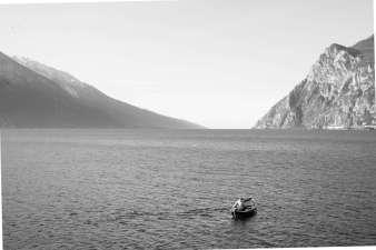 Garda Fishing boat
