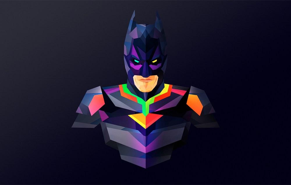 Justin Maller batman