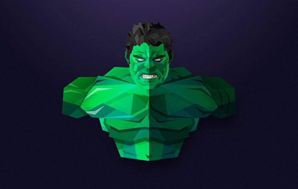 Justin Maller hulk