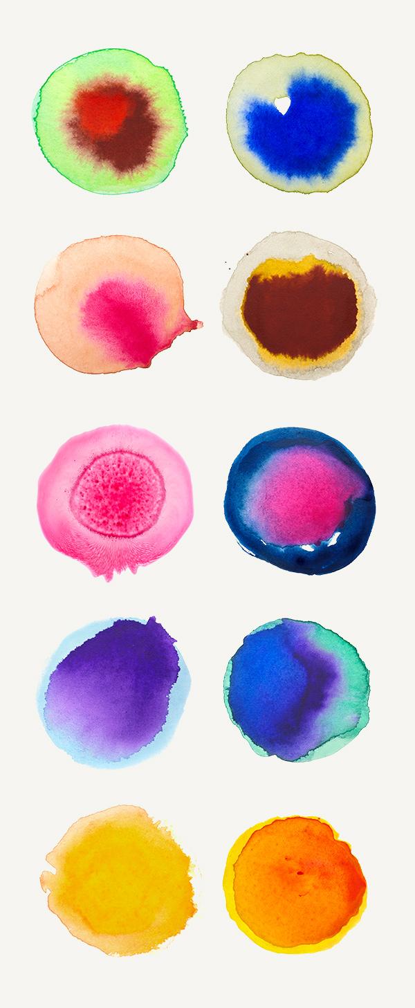 texture aquarelle