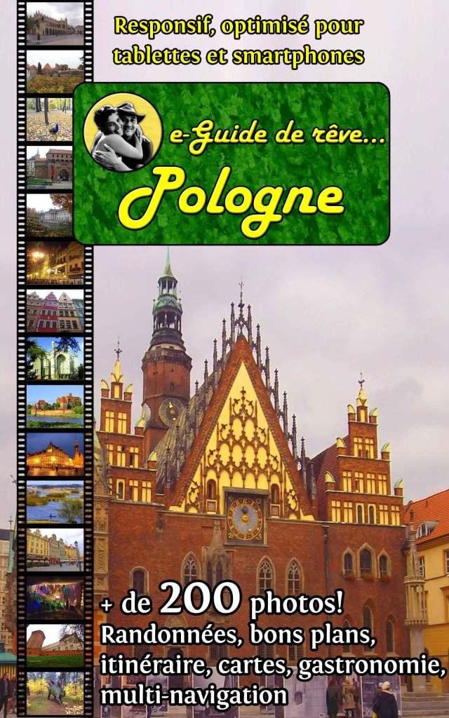 Nouvelle parution: e-guide de rêve Pologne!