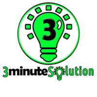 Olivier Rebière - 3 minute Solution