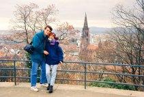 1996 vivre en Allemagne Freiburg