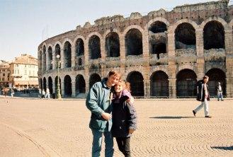 1997 si belle Italie Vérone