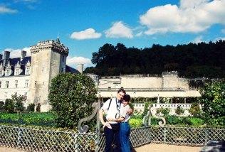 2000 Et encore chateaux de la Loire superbe Vilandry