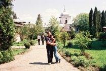 2000 Roumanie les monastères de Moldavie