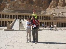 2007 Premier voyage loin pour Marc - Egypte