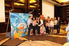 2012 Team-building artistique - résultat du travail d'équipe