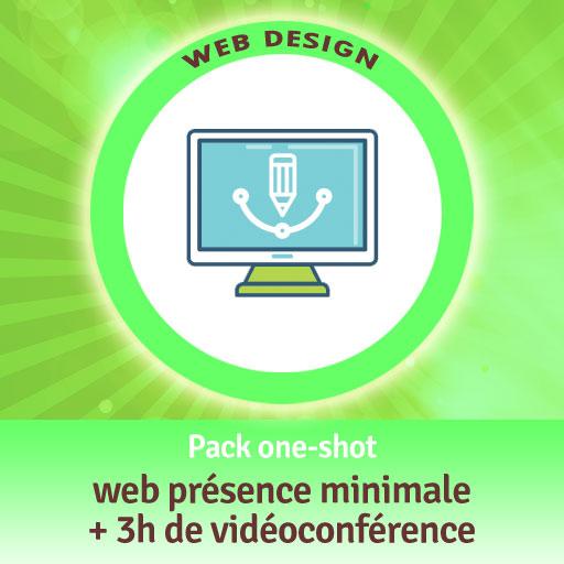 Web présence minimale