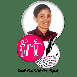 Cristina Rebiere - Facilitation & Création digitale