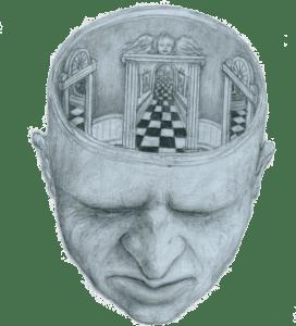 memory palace - palais de la mémoire - OlivierRebiere.com