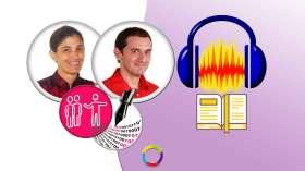 Créer son livre audio - Udemy - Cristina & Olivier Rebière