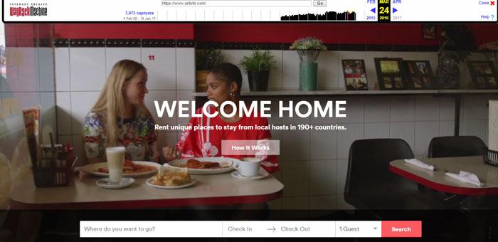 airbnb.com - vidéo d'accueil