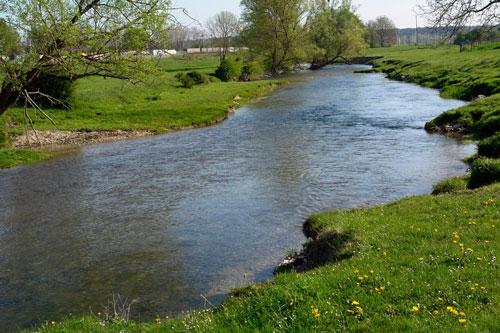 fleuve - débit vidéo - OlivierRebiere.com