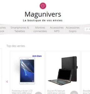 Magunvers.com - La boutique de vos envies - témoignage testimonial sur Cristina Rebière - OlivierRebiere.com