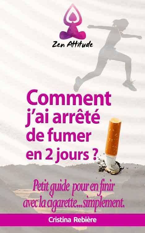 Comment j'ai arrêté de fumer en 2 jours? - Cristina Rebiere & Olivier Rebiere - OlivierRebiere.com