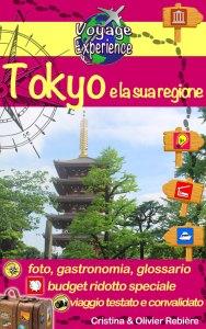 Giappone - Tokyo e la sua regione - italiano - Voyage Experience - Cristina Rebiere & Olivier Rebiere