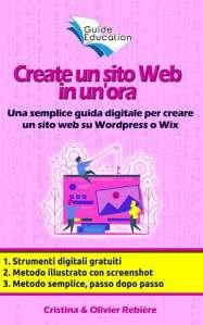 Create un sito Web in un'ora - Cristina Rebiere & Olivier Rebiere