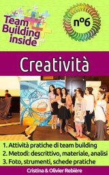 Team Building inside n°6 – Creatività
