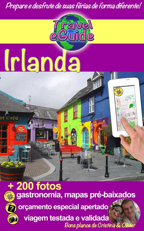 Irlanda - português - Travel eGuide - Cristina Rebiere & Olivier Rebiere