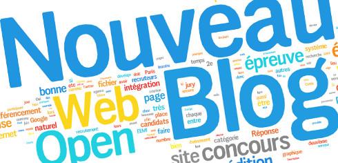 Un nouveau blog pour plus de contenu