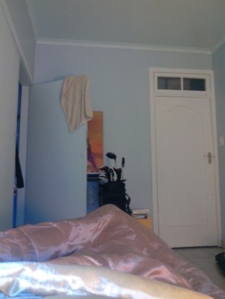 My room - small an a single bed but cant complain really