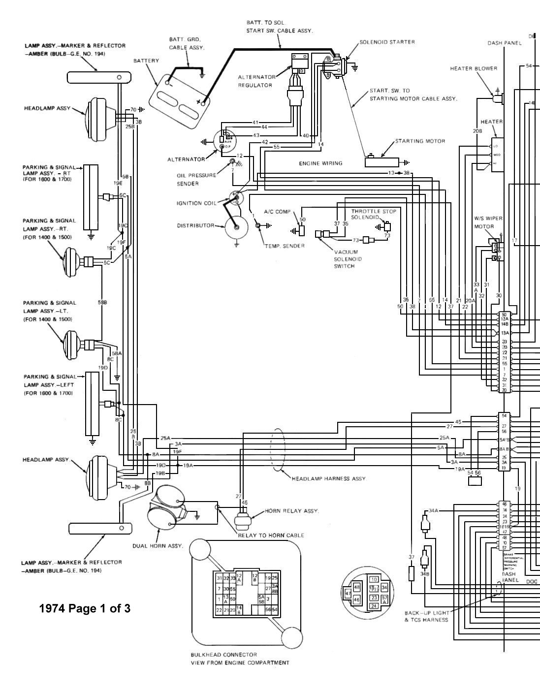 For A 1990 240sx Wiring Diagram Electrical Schematics Nissan Pickup Light 93 28