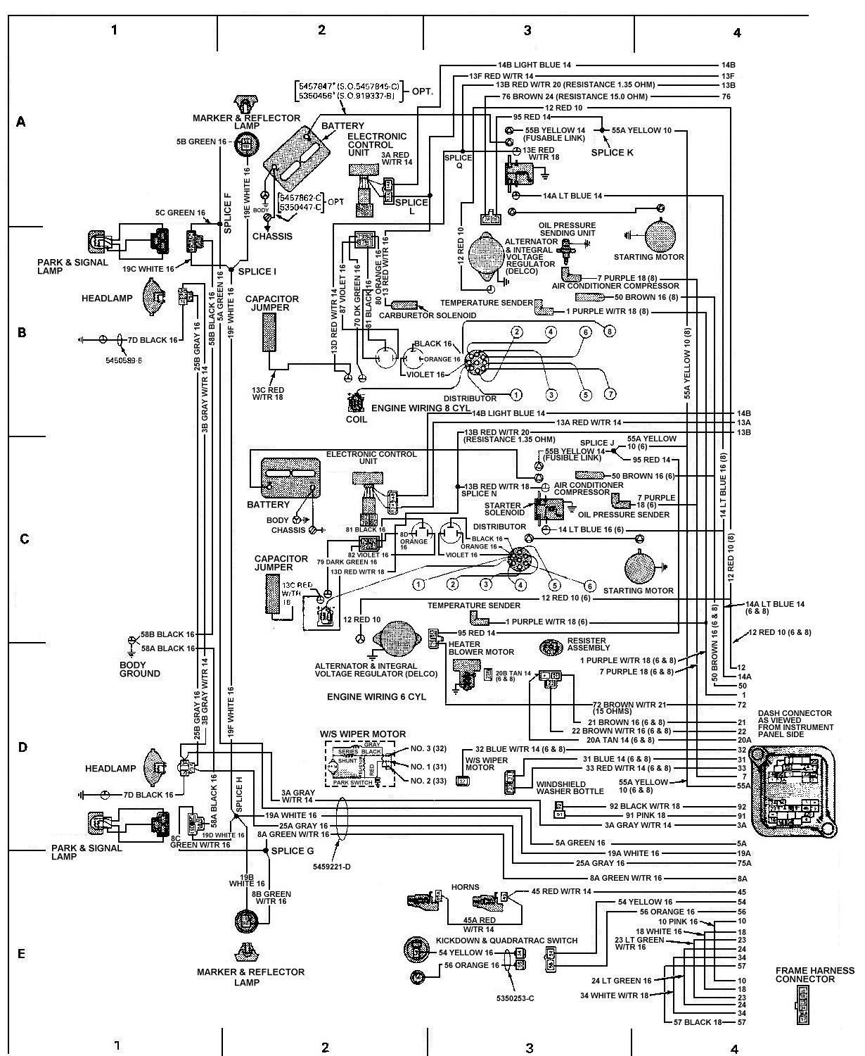 Diagram Download Jeep J10 Wiring Diagrams Hd Version