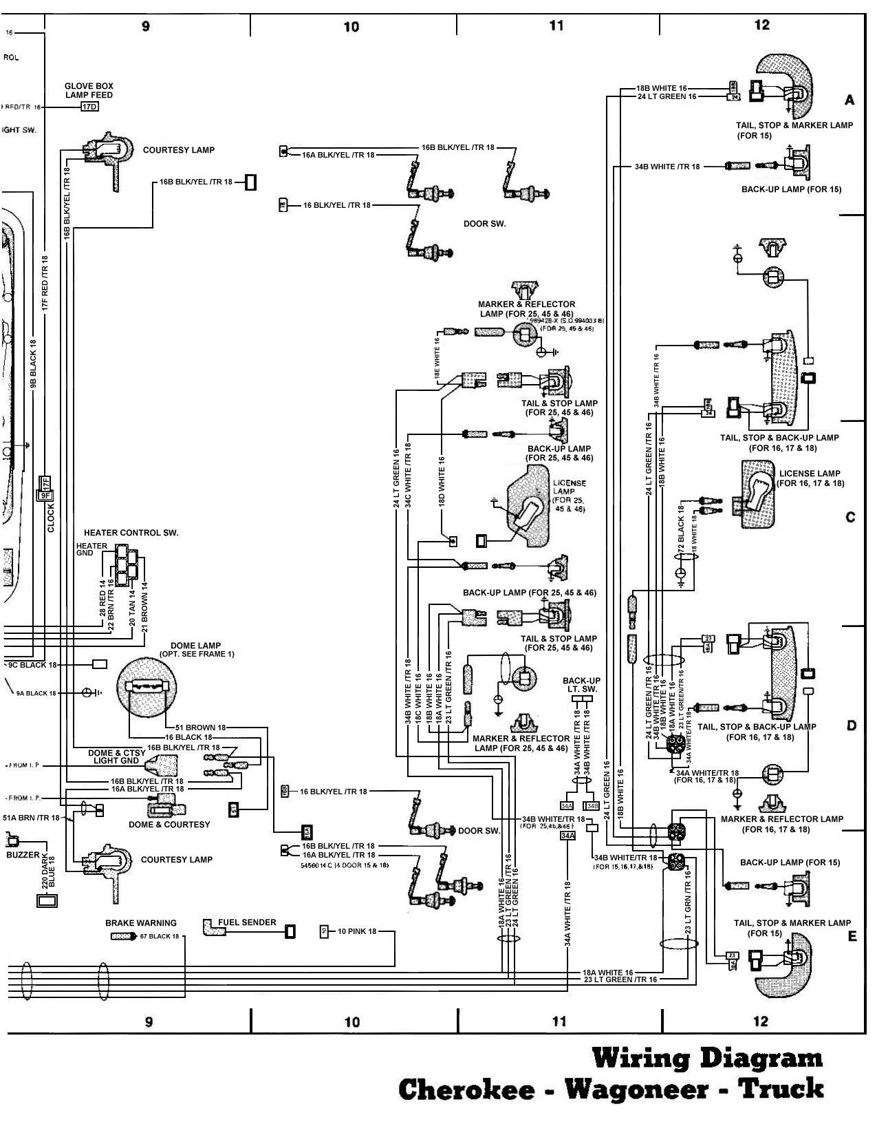 90 Camaro Wiring Diagram