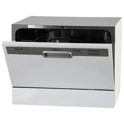 Midea MCFD55200W посудомоечная машина купить в Минске