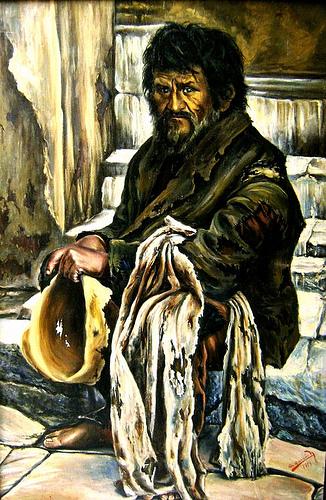El Mendigo Cecilio Guzmán de Rojas